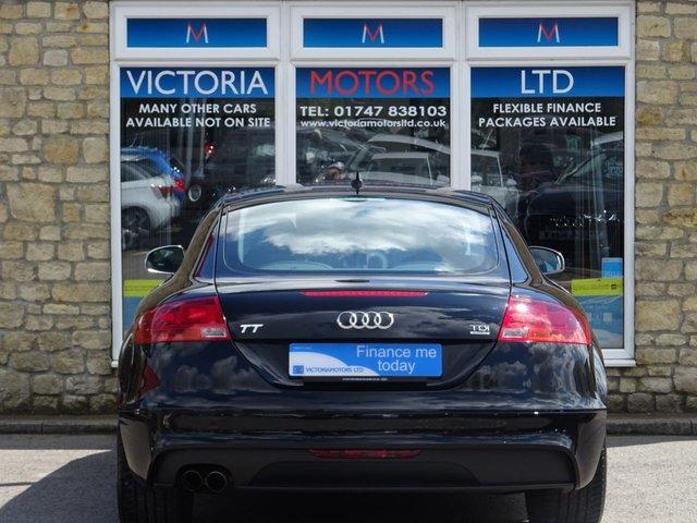 AUDI TT at Victoria Motors Ltd