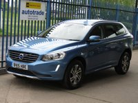 USED 2015 15 VOLVO XC60 2.4 D4 SE NAV AWD 5d Sat nav 1/2 Leather Electric tailgate Finance arranged Part exchange available Open 7 days