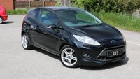 USED 2011 11 FORD FIESTA 1.6 TDCI Sport Panel Van 3dr 1 OWNER FSH NO VAT READY TO GO