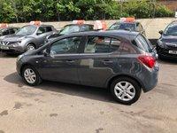 USED 2016 16 VAUXHALL CORSA 1.4 DESIGN 5d AUTO 89 BHP