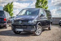 USED 2018 68 VOLKSWAGEN TRANSPORTER T32 TDI HIGHLINE LWB DSG (AUTO) GEARBOX 150 BLUEMOTION EURO 6  Sat Nav (discovery media unit), Electric Folding Mirrors, Comfort Dash, Front & Rear Parking Sensors, Rear Parking Camera, Front Heated Seats, Twin Sliding Doors with Soft Close to both Sides, 2+1 Split Rear Seats, Cab Carpet.