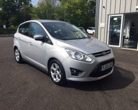 USED 2013 13 FORD C-MAX 1.6 TDCI ZETEC 115 BHP THIS VEHICLE IS AT SITE 2 - TO VIEW CALL US ON 01903 323333