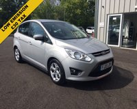 USED 2013 13 FORD C-MAX 1.6 TDCI ZETEC 115 BHP THIS VEHICLE IS AT SITE 1 - TO VIEW CALL US ON 01903 892224