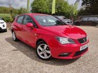 2014 SEAT IBIZA 1.4 TOCA 5d 85 BHP £5750.00