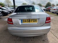 USED 2009 58 AUDI A6 2.7 TDI LE MANS EDITION 4d AUTO 177 BHP