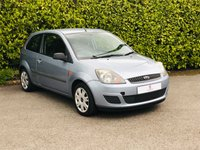 2006 FORD FIESTA 1.2 STYLE CLIMATE 16V 3d 78 BHP £1495.00
