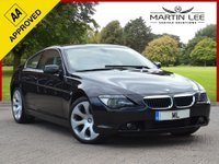 USED 2006 BMW 6 SERIES 3.0 630I 2d AUTO 255 BHP