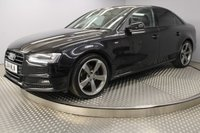 USED 2014 14 AUDI A4 2.0 TDI BLACK EDITION START/STOP 4d AUTO 148 BHP