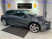 USED 2016 66 VOLKSWAGEN SCIROCCO 2.0 R LINE TDI BLUEMOTION TECHNOLOGY 2d 150 BHP