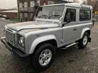 USED 2006 56 LAND ROVER DEFENDER 2.5 TD5 XS 3dr FACTORY 6 SEATER