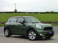USED 2016 16 MINI COUNTRYMAN 1.6 COOPER 5d 122 BHP 1 OWNER, FULL HISTORY, IMMACULATE, GREAT COLOUR, GOOD SPEC