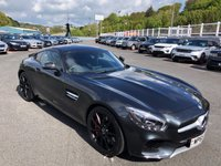 USED 2015 65 MERCEDES-BENZ GT 4.0 AMG GT S 2d 503 BHP Just 8,100 miles, more powerful GT'S' model with 503bhp