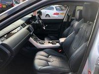 USED 2012 51 LAND ROVER RANGE ROVER EVOQUE 2.2 SD4 PRESTIGE LUX 5d AUTO 190 BHP Pan Roof