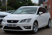 2015 SEAT LEON 2.0 TDI FR 5d 150 BHP £9250.00