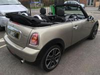USED 2010 10 MINI CONVERTIBLE 1.6 Cooper 2dr FULL HISTORY