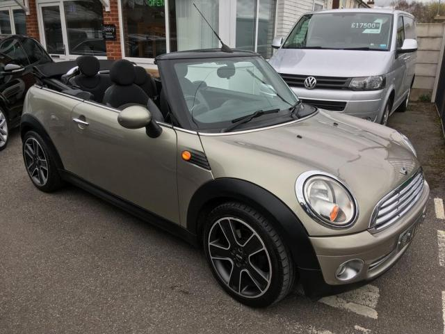 2010 10 MINI CONVERTIBLE 1.6 Cooper 2dr