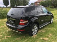 USED 2010 10 MERCEDES-BENZ M CLASS 3.0 ML350 CDI BlueEFFICIENCY Sport 5dr GREAT VALUE 4X4 ML350
