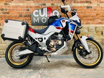 2018 HONDA CRF1000L AFRICA TWIN DCT Adventure Pack £11490.00
