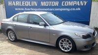 USED 2006 56 BMW 5 SERIES 3.0 530D M SPORT 4d AUTO 228 BHP