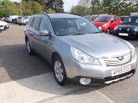 USED 2009 59 SUBARU OUTBACK 3.6 R 5d AUTO 260 BHP Great Value 4X4 family car with service history, Great spec and drives brilliantly.