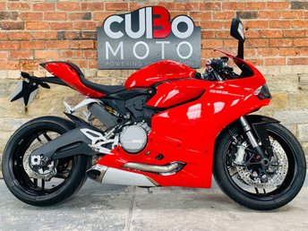 2015 DUCATI 899 PANIGALE ABS £9490.00