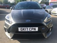 USED 2017 17 FORD FOCUS 2.3 RS 5d 346 BHP IN METALLIC GREY WITH A HUGH SPEC AND ONLY 37000 MILES APPROVED CARS ARE PLEASED TO OFFER THIS FORD FOCUS 2.3 RS 5 DOOR 346 BHP IN METALLIC GREY WITH A HUGH SPEC AND ONLY 37000 MILES WITH A GREAT SPEC INCLUDING MOUNTUNE 375 UPGRADE,SPECIAL MAGNETIC GREY PAINTWORK,BLUE BRAKE CALIPERS,BLACK FORGED WHEELS,CRUISE CONTROL,REVERSE CAMERA,LUXURY PACK AND MUCH MORE WITH AN EXTENDED WARRANTY UNTIL 2021 AN TRULY STUNNING CAR IN STUNNING CONDITION.