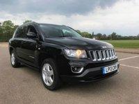 2013 JEEP COMPASS 2.4 NORTH 5d AUTO 168 BHP £9995.00