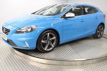 2015 VOLVO V40 1.6 D2 R-DESIGN 5d 113 BHP £9500.00