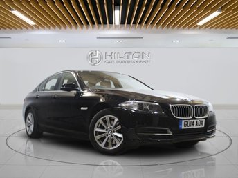 Used BMW 5 Series for sale in Leighton Buzzard