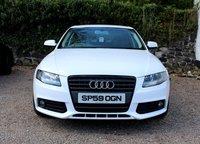 USED 2009 59 AUDI A4 2.0 TDI E SE 4d 134 BHP