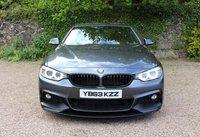 USED 2013 63 BMW 4 SERIES 2.0 420D M SPORT 2d 181 BHP