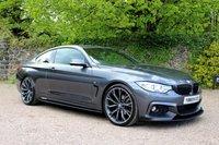 2013 BMW 4 SERIES 2.0 420D M SPORT 2d 181 BHP £12995.00