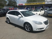 USED 2011 61 VAUXHALL INSIGNIA 2.0 SRI CDTI 5d AUTO 157 BHP IN WHITE 84K MILES FULL SERVICE HISTORY IMMACULATE CONDITION APPROVED CARS AND FINANCE ARE PLEASED TO OFFER OUR VAUXHALL INSIGNIA 2.0 SRI CDTI 5 DOORS AUTO 157 BHP IN WHITE. HUGE SPEC INCLUDING ABS,POWER STEERING,ELECTRIC SEATS,PRIVACY GLASS,BLUETOOTH,CD PLAYER,CLIMATE CONTROL,PARKING SENSORS AND A FULL SERVICE HISTORY AT 10K,21K,33K,45K,58K AND 78K MILES. OUR VEHICLE IS IMMACULATE AND THE FIRST TO SEE WILL BUY. PLEASE CALL 01622-871-555 TO BOOK A TEST DRIVE TODAY