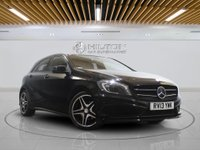 USED 2013 13 MERCEDES-BENZ A CLASS 1.8 A180 CDI BLUEEFFICIENCY AMG SPORT 5d AUTO - EURO 6 COMPLIANT |  SAT NAV | LEATHER | PAN ROOF