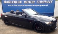 2008 BMW 3 SERIES 3.0 335 CONVERTIBLE AUTOMATIC £7990.00