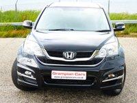 USED 2011 61 HONDA CR-V 2.2 I-DTEC EX 5d 148 BHP