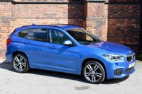 USED 2016 16 BMW X1 2.0 20d M Sport xDrive (s/s) 5dr **NOW SOLD**
