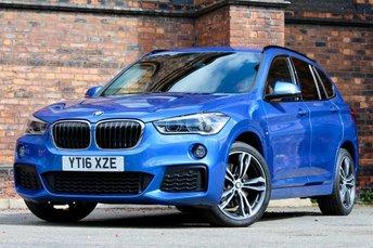 2016 BMW X1 2.0 20d M Sport xDrive (s/s) 5dr £19977.00