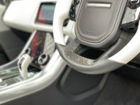 USED 2018 68 LAND ROVER RANGE ROVER SPORT 5.0 V8 Supercharged SVR CommandShift 2 AWD (s/s) 5dr DRIVE PRO PACK-HUD-CARBON EXT