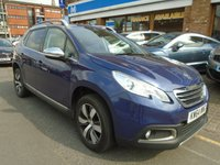 USED 2015 64 PEUGEOT 2008 1.6 E-HDI ALLURE 5d 92 BHP GREAT FINANCE DEALS AVAILABLE