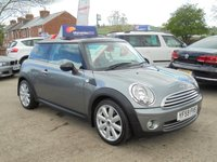 USED 2010 59 MINI HATCH COOPER 1.6 COOPER GRAPHITE 3d 118 BHP *1 OWNER* FULL LEATHER* STUNNING THROUGHOUT*
