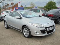 USED 2010 10 RENAULT MEGANE 1.5 EXPRESSION DCI 3d 106 BHP * £30 TAX * EXCELLENT VALUE*