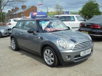 USED 2010 10 MINI HATCH COOPER 1.6 COOPER D GRAPHITE 3d 108 BHP *1 OWNER * EXCELLENT THROUGHOUT*