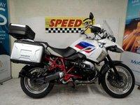 USED 2012 12 BMW R 1200 GS TU