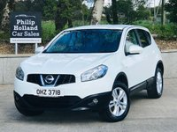 USED 2011 NISSAN QASHQAI 1.5 ACENTA DCI 5d 110 BHP Sat Nav (touchscreen), Bluetooth, Rear parking sensors, Cruise control