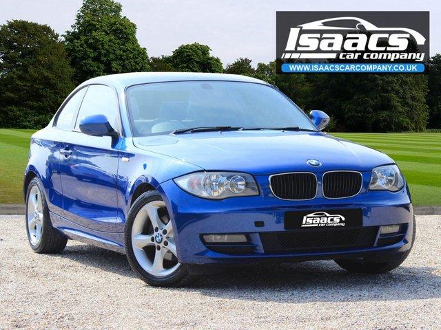 2010 60 BMW 1 SERIES 2.0 118D SPORT 2d 141 BHP