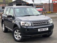 USED 2011 11 LAND ROVER FREELANDER 2.2 TD4 GS 5d 150 BHP *FULL LAND ROVER SERVICE HISTORY!*