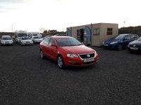 2007 VOLKSWAGEN PASSAT 2.0 SPORT FSI 4d AUTO 200 BHP £3395.00