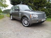 USED 2009 09 LAND ROVER RANGE ROVER 3.6 TDV8 VOGUE 5d AUTO 272 BHP STUNNING EXAMPLE. NO EXPENSE SPARED. DRIVES PERFECT. TV. SAT NAV. BLUETOOTH. XENON LIGHTS. VERY WELL CARED FOR EXAMPLE