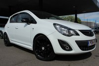 2014 VAUXHALL CORSA 1.2 Limited Edition 5dr £4990.00